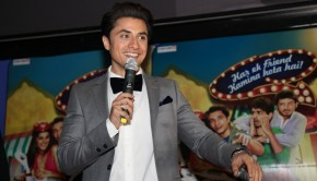 Ali Zafar in the UK 2013