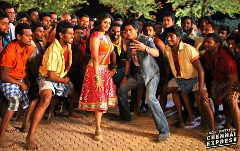 39 chennai express 39 song 39 1 2 3 4 get on the