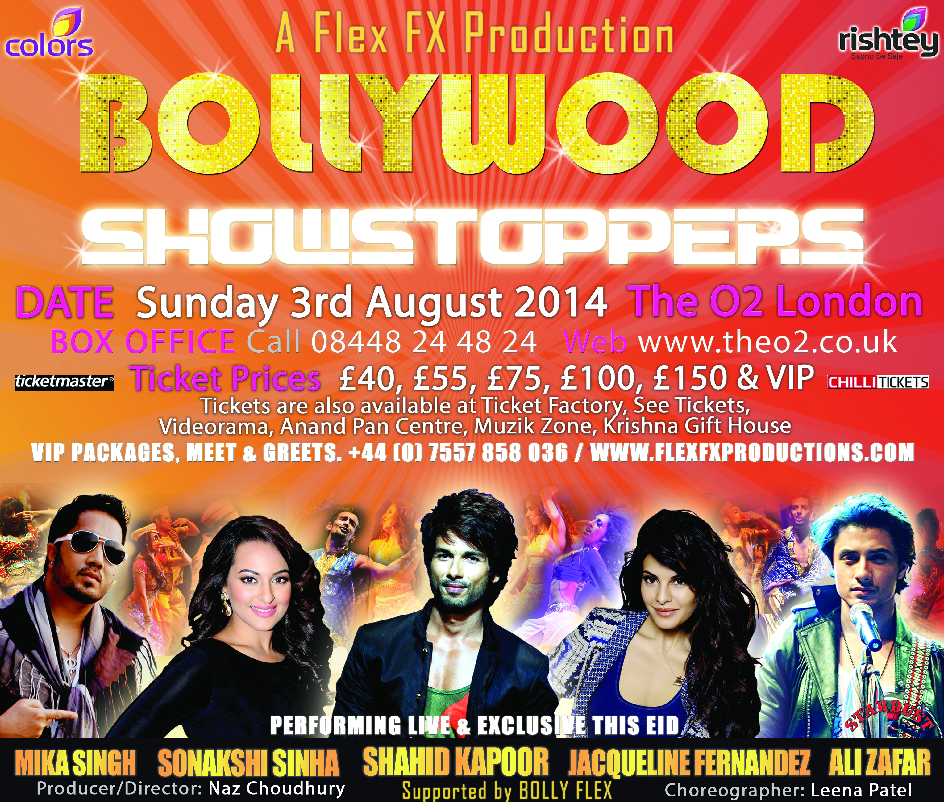 bollywood show stoppers 2014 desimag