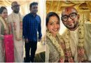 Benny Dayal gets married