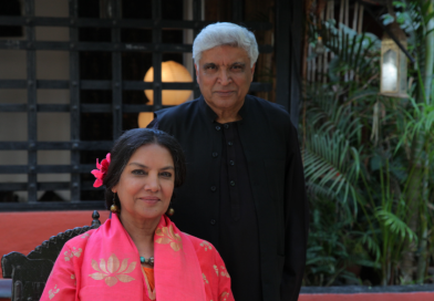 Luminaries of Indian Cinema, Shabana Azmi and Javed Akhtar,  render stage tribute to the Life of Kaifi Azmi