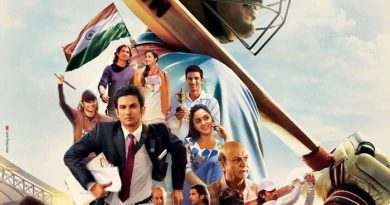 Sushant Singh Rajput shares third poster of M.S.Dhoni: The Untold Story