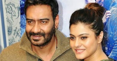 """""""I'm eager to see it,"""" says Bollywood actress Kajol on Ajay Devgn's directorial venture Shivaay"""
