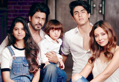 Presenting Gauri Khan's exclusive family portrait
